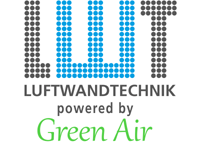 Luftwandtechnik powered by Green Air